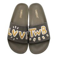 The White Brand slippers